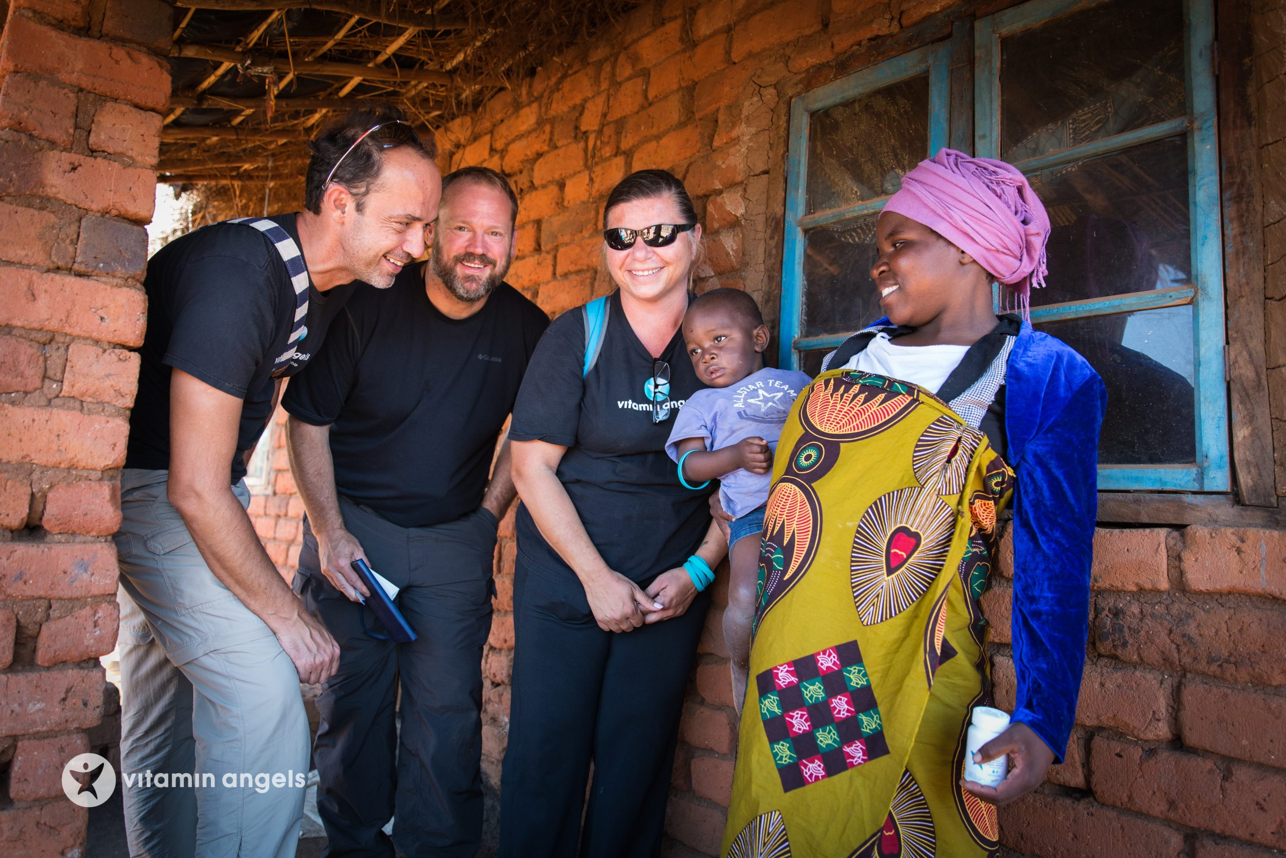 Visiting Malawi with Vitamin Angels